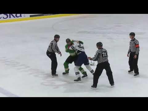 Emil Lessard-Aydin vs. Nathan Ouellet