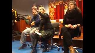 preview picture of video 'Encuentro de Tania Sánchez con La Fuerza de la Base en Leganés'