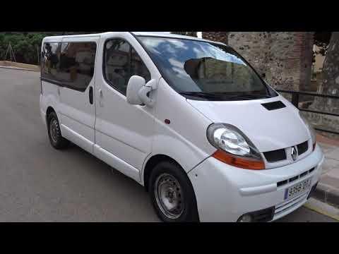 Optimecar - Vehículos de ocasión en Málaga - Renault Trafic 9 plazas. Más coches: WWW.OPTIMECAR.COM
