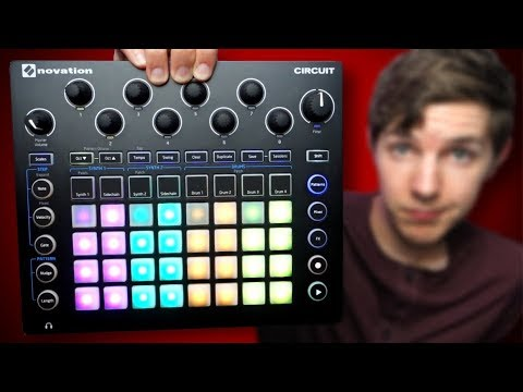 Making Techno from Scratch (Novation Circuit)