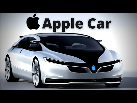 Everything You Need to Know About Apple's Electric Cars