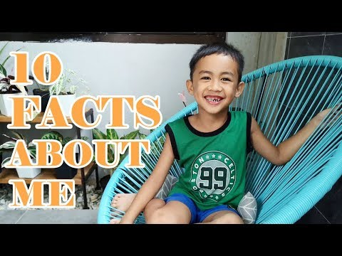 #10 FACTS ABOUT ME | GET TO KNOW ME - IAM SKY SOLEDAD