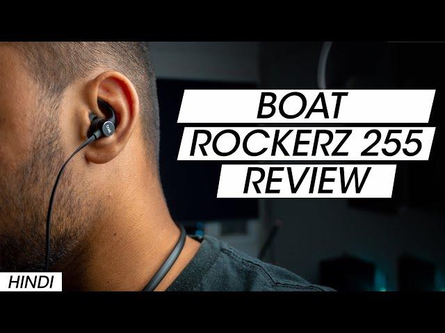 Boat Rockerz 255 Review | HINDI | Wireless earphones Under 1500 Rs.