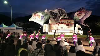 【2018】第18回うつくしまYOSAKOI祭り 1日目おもてなし会場  南NA魅