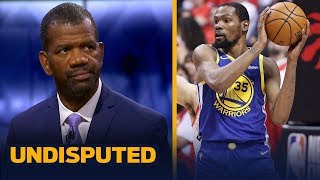 'No KD, no title': Rob Parker says Warriors have no chance at title without KD   NBA   UNDISPUTED