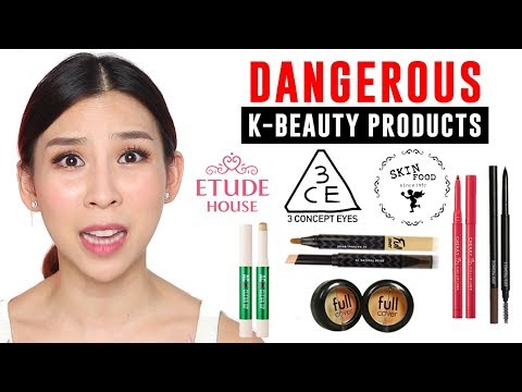 DANGEROUS KOREAN PRODUCTS YOU NEED TO STOP USING!