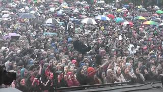 Ed Sheeran - The A Team & Little Lady (ft. Mikill Pane) Live At Latitude 2011