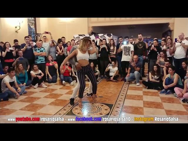 Ronald & Alba - Yenddi - Tu Sin Mi