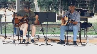 "AMERICAN ROOTS - ""Blue Railroad Train"" NEWPORT JAMBOREE 2017"