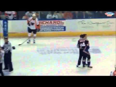Zack FitzGerald vs Brett Gallant