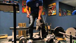 Anvil Lift Variations - Eric Roussin