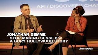 Jonathan Demme - On Stop Making Sense (2007) #unseen