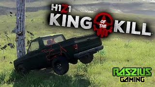 BE VERY QUIET! w/BWGaming | H1Z1 KING OF THE KILL FUNNY MOMENTS | H1Z1 KING OF THE KILL GAMEPLAY
