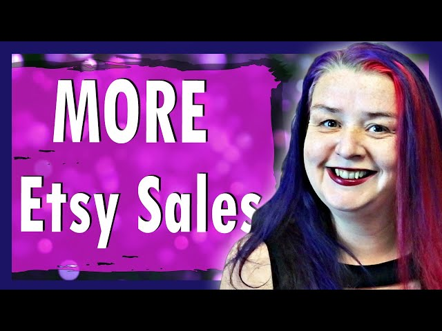 Get more sales on Etsy in 2020 by Auditing your Etsy Shop