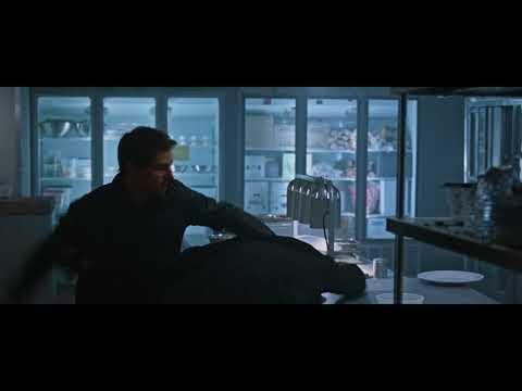 Jack Reacher Never Go Back Fight Scene 1 (HD)