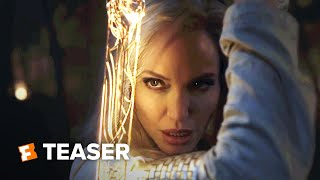 Eternals Teaser Trailer #1 (2021)   Movieclips Trailers