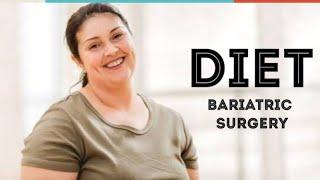 Diet After Bariatric Surgery - हिंदी में
