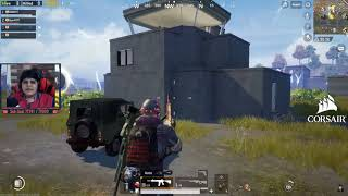 This is how you should push in open circle Pubg mobile highlight!