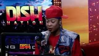 Da Brat Dishes On Nick & Mariah's Divorce, Reunion At The Soul Train Awards & More!