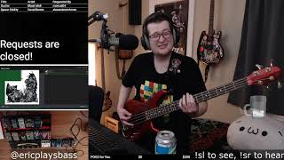 Black Midi - Ducter [First Bass Playthrough]
