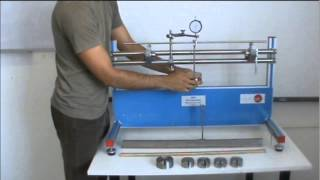 MTP.Twist & Bend Machine
