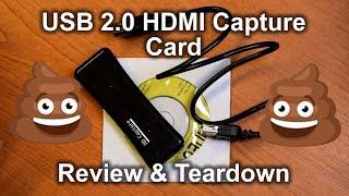 4 Channel USB 2.0 DVR Video Capture