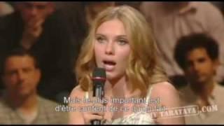 Scarlett Johansson & Pete Yorn - Live France (13 min)