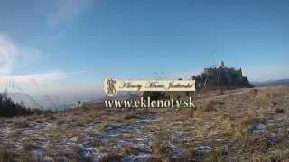 preview picture of video 'Spišský hrad'