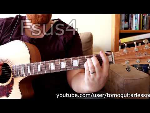 F Chords Guitar Lessons v.II