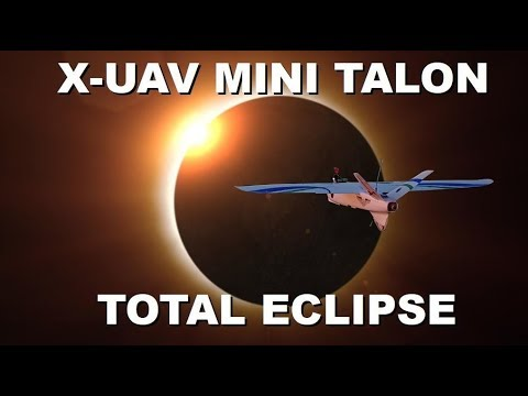 fpv-xuav-mini-talon-flies-into-total-eclipse-of-the-sun