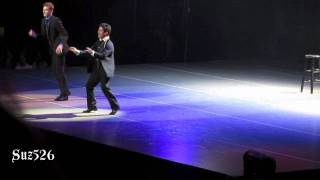 """Jess and Nick (Tap) """"Can't Buy Me Love"""" SYTYCD Orlando 9/17/11.mov"""