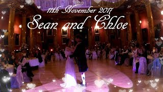 A wedding ceilidh in Edinburgh at the College of Physicians