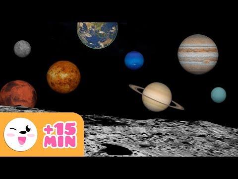Sistema Solar para niños primaria