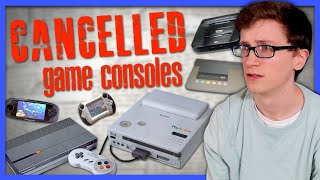 Cancelled Game Consoles - Scott The Woz
