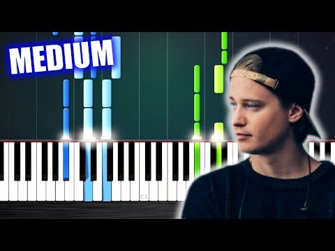 Kygo & Imagine Dragons - Born To Be Yours - Piano Tutorial (MEDIUM) by PlutaX