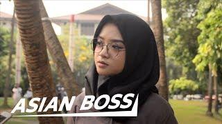 How Dangerous Is Indonesia For Women? [Street Interview]   ASIAN BOSS