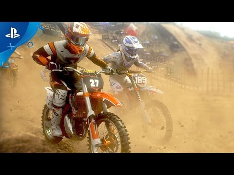 MXGP 3: The Official Motocross Video Game – Customization Trailer | PS4