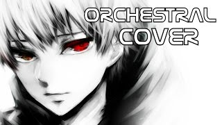 'On my Own' Tokyo Ghoul √A OST【Orchestral Cover】[Mike Reed IX]