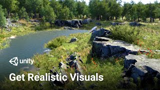 5 Great Assets for Realistic Visuals in Unity 2019!