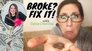 Broke? Fix it?