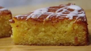 Orange Marmalade Polenta Cake ( Gluten free )
