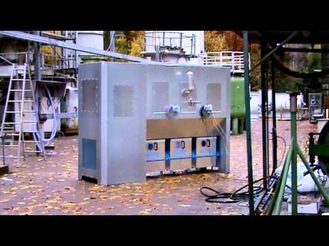 NESTRO - Dust Explosion Test NE - zdjęcie