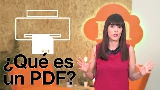 ¿Qué es un PDF?