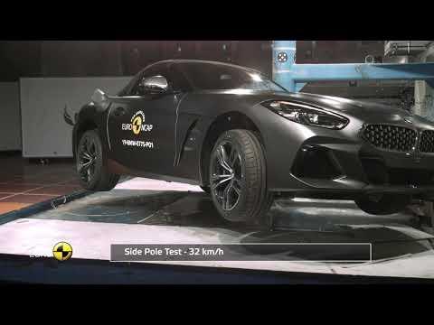 NCAP: BMW Z4