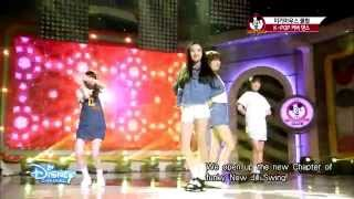 《Mickey Mouse Club》SMROOKIES GIRLS - I'm Your Girl(S.E.S)(English Lyrics)
