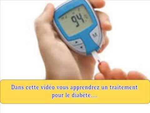 La phase initiale des taches de diabète