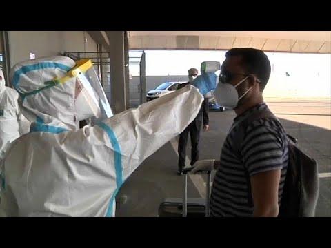 Infektionszahlen steigen wieder – Lockerung der Maskenpflicht