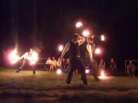 """Вогняне шоу """"DynamicART"""", відео 2"""