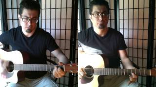 Chris Cornell Tribute - Preaching The End Of The World - Acoustic Guitar Cover