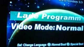 Swapmagic Mit PS2 Slim - Kleines Tutorial